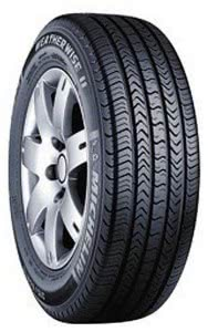Шины Michelin Weatherwise II